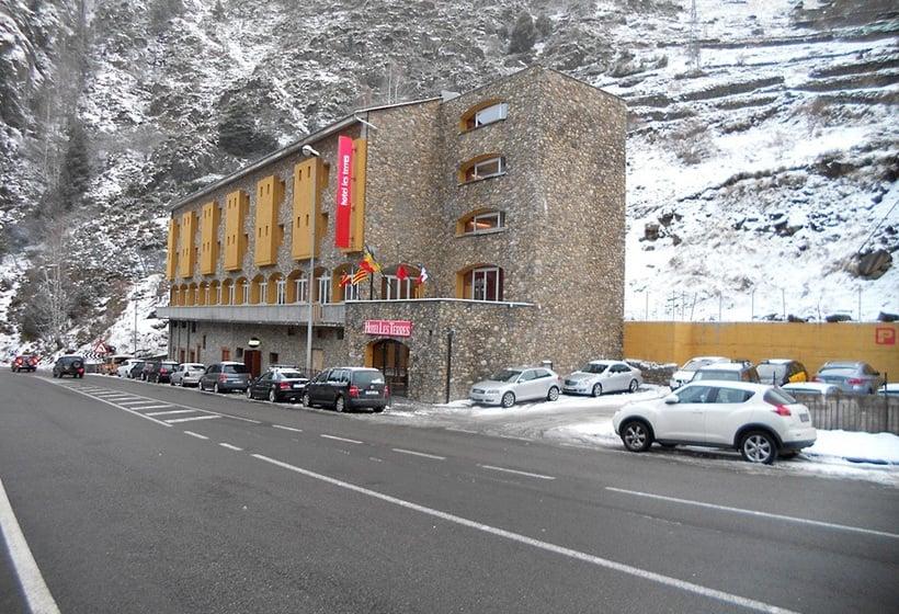 Hotel Les Terres L'Aldosa de Canillo