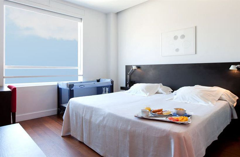 Chambre Hôtel Marina Atarazanas Valencia
