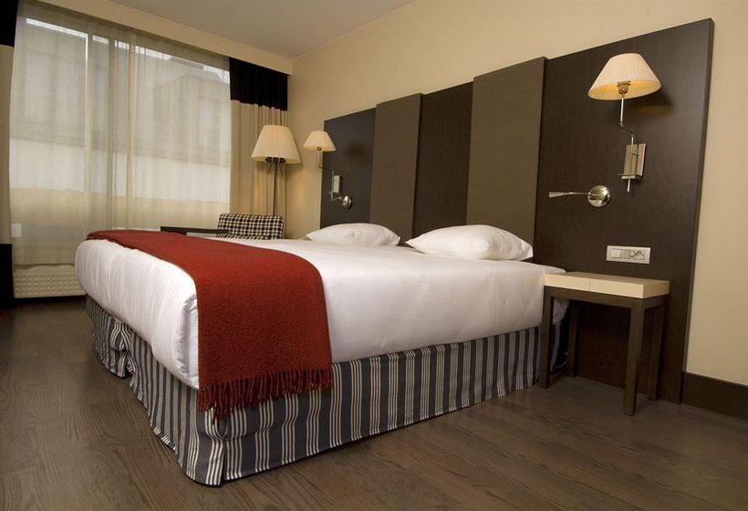 Hotel NH Stephanie Bruselas