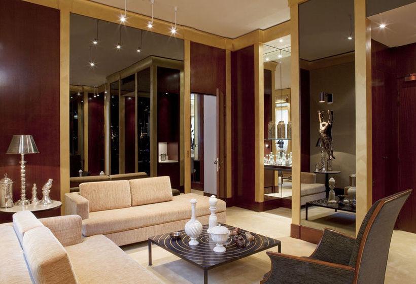Hotel Park Hyatt Paris Vendome Parigi