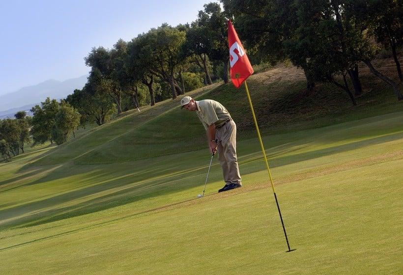 Sporteinrichtungen Hotel Peralada Wine Spa & Golf