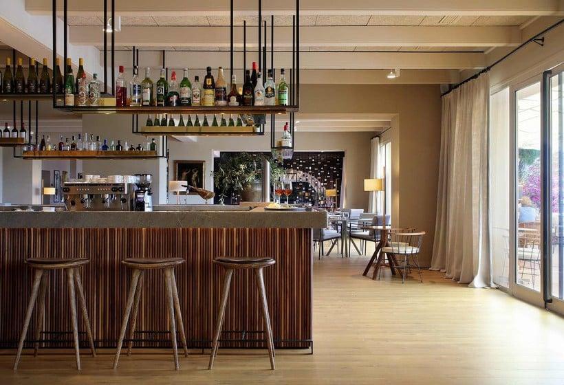 Cafeteria Hotel Peralada Wine Spa & Golf