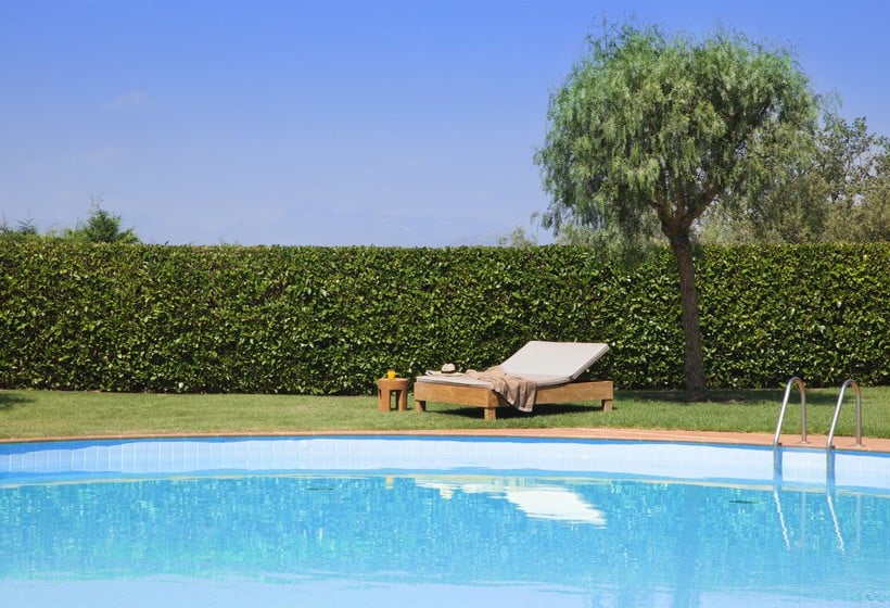 Swimming pool Hotel Peralada Wine Spa & Golf