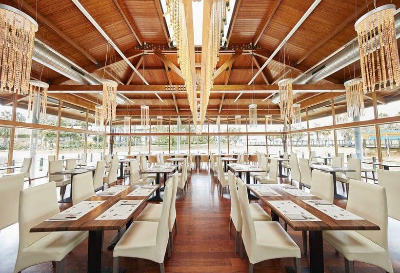 Restaurant PortAventura Hotel Caribe Resort Salou