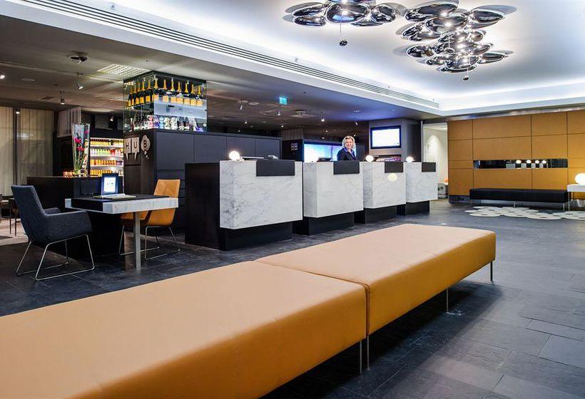 Radisson Blu Plaza Hotel, Helsinki ヘルシンキ