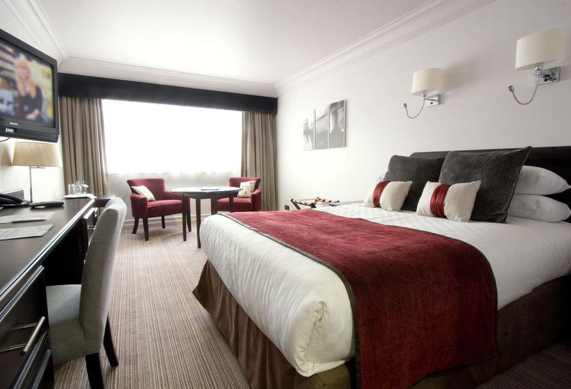 غرفة فندق Doubletree by Hilton Glasgow Central غلاسكو