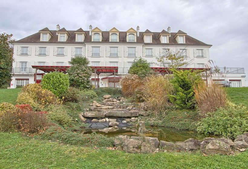 Best western hotel ile de france chateau thierry les for Agence chateau thierry