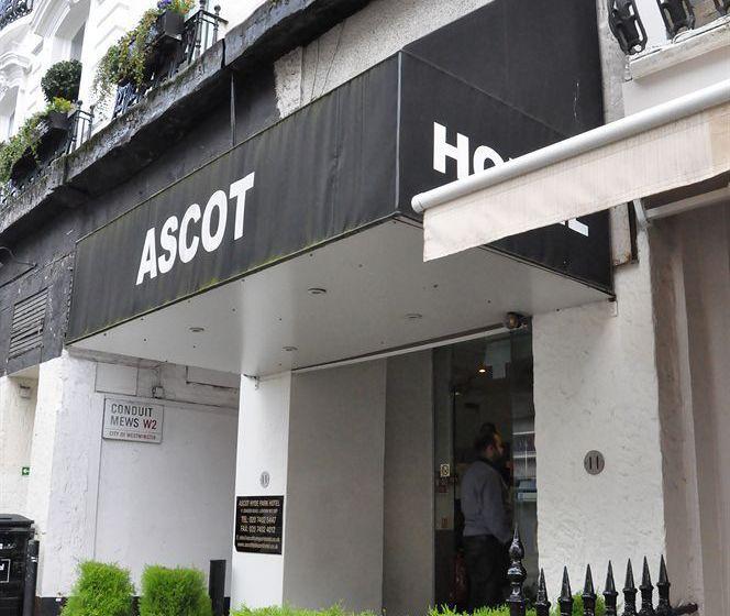 Hotel Ascot Hyde Park London