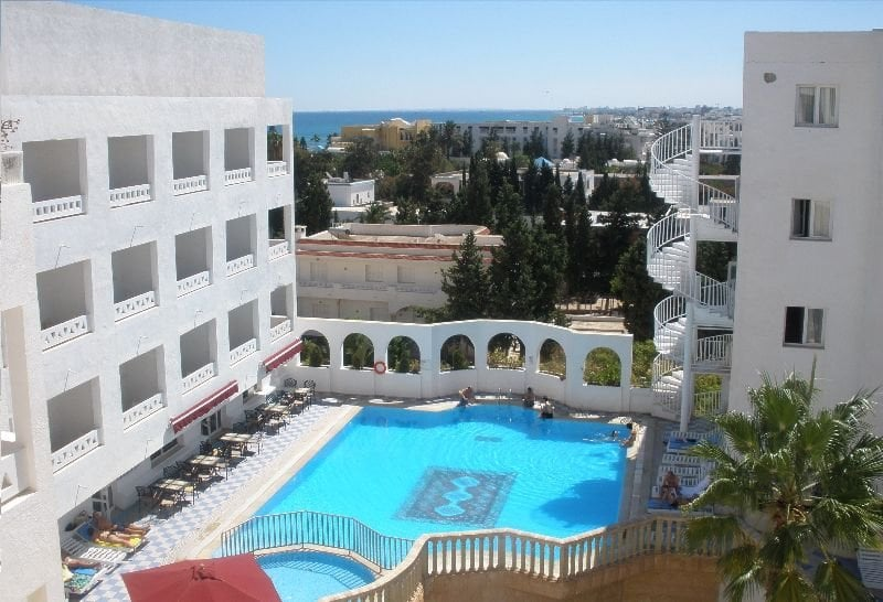 Hotel El Kantaoui Center Port el Kantaoui