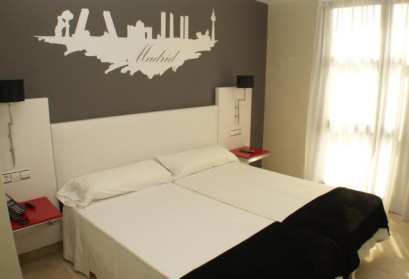 Zimmer Hotel Las Gaunas Logronyo