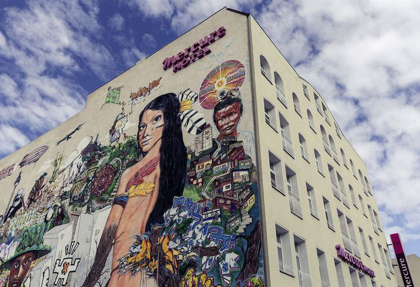 Hotel Mercure Berlin Mitte