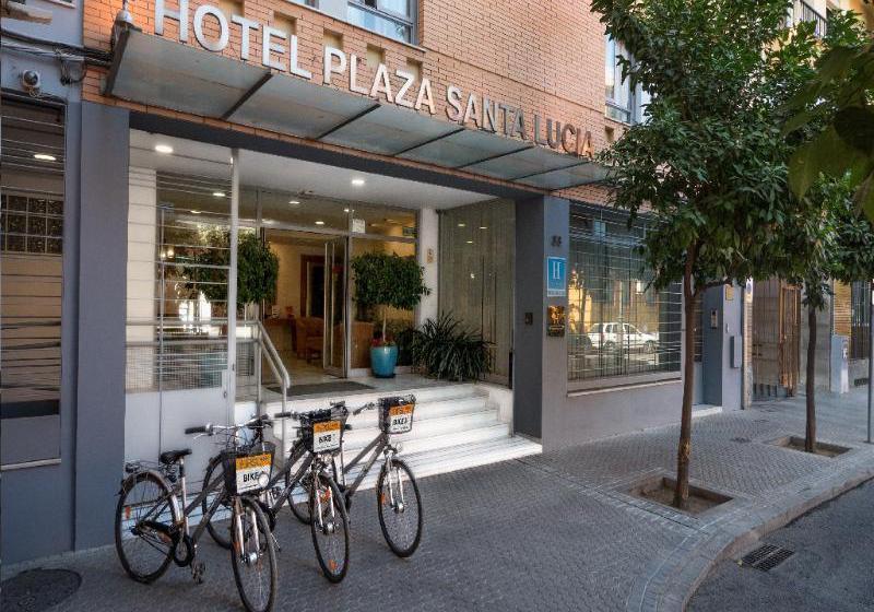 Hôtel Plaza Santa Lucia Séville