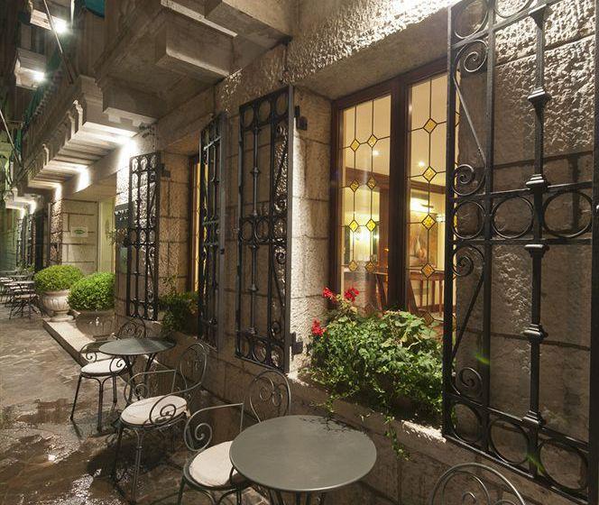 Hotel Palazzo Sant'Angelo sul Canal Grande Venezia