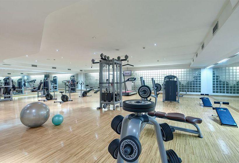 Sports facilities Hotel Occidental Aran Park Rome