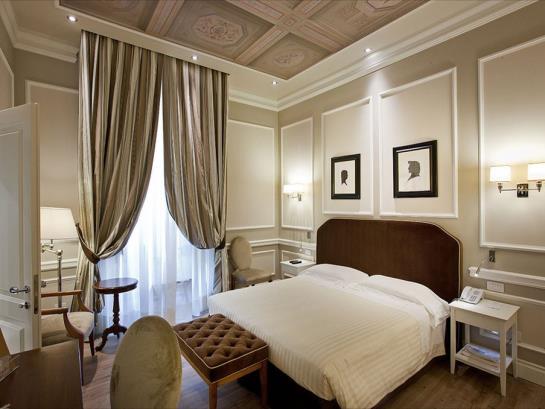 Hotel Calzaiuoli Florenz