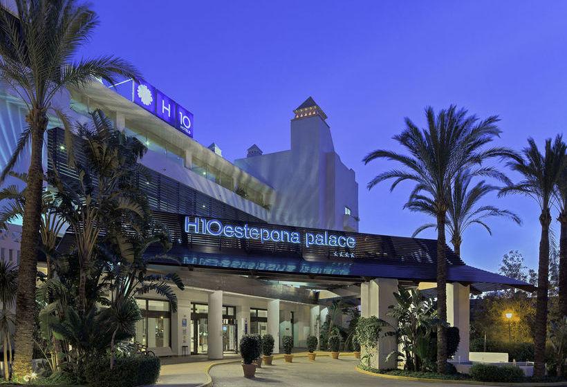Hotel H10 Estepona Palace Em Estepona Desde 41 Destinia