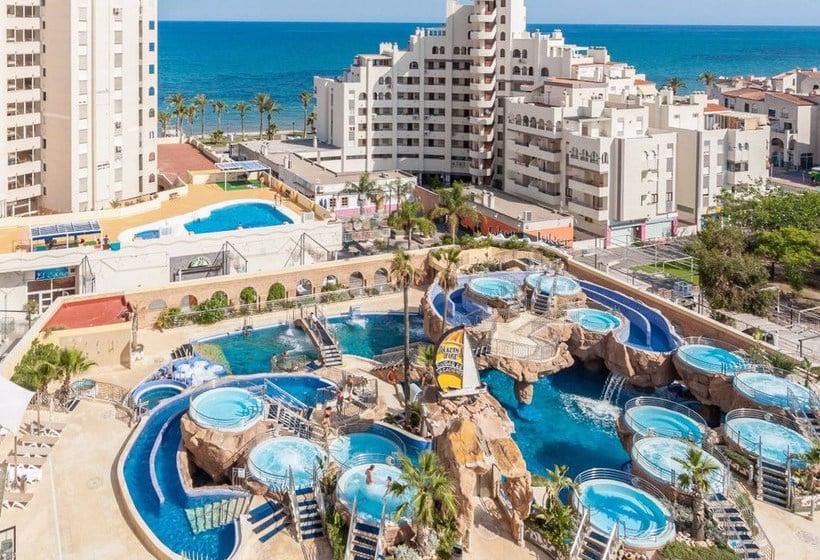 Outside Hotel Marina D'Or Playa 4* Oropesa del Mar