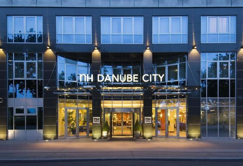 فندق NH Danube City فيينا