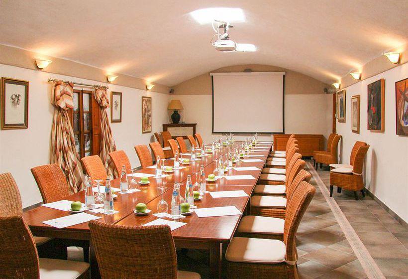 Salas de reuniões Hotel Rural S'Olivaret Alaró