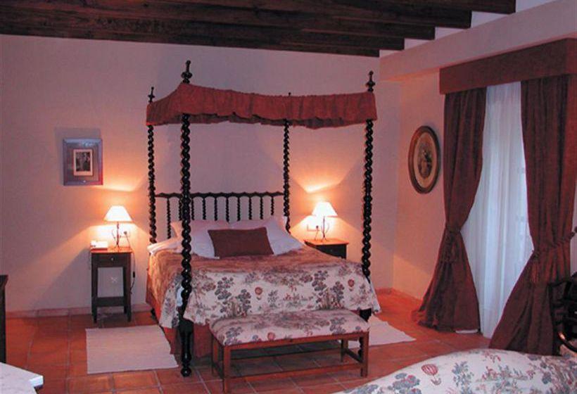 Quarto Hotel Rural S'Olivaret Alaró