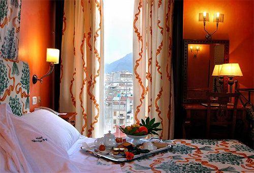 Hôtel Vecchio Borgo Palerme