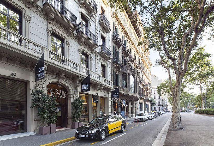Hôtel Acta Atrium Palace Barcelone