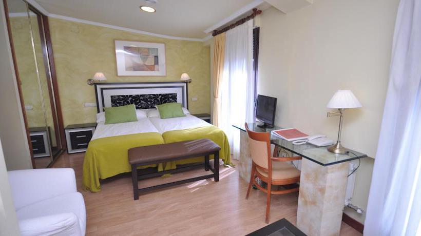 Quarto Hotel Rua Salamanca