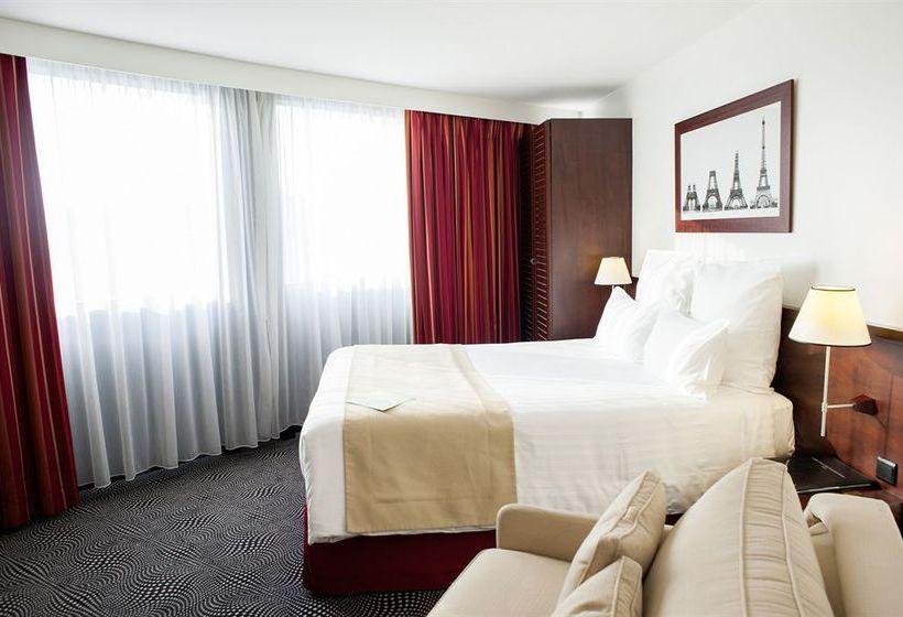 Room Hotel Concorde Montparnasse Paris