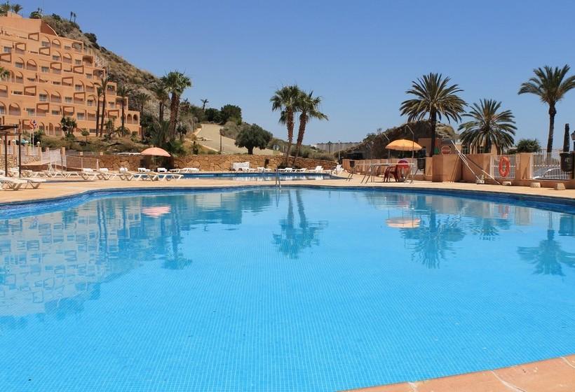 Suites hotel puerto marina em moj car desde 22 destinia - Hotel puerto marina mojacar ...