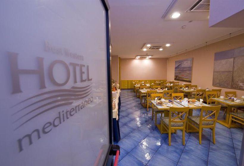 Hotel Best Western Mediterraneo Catania
