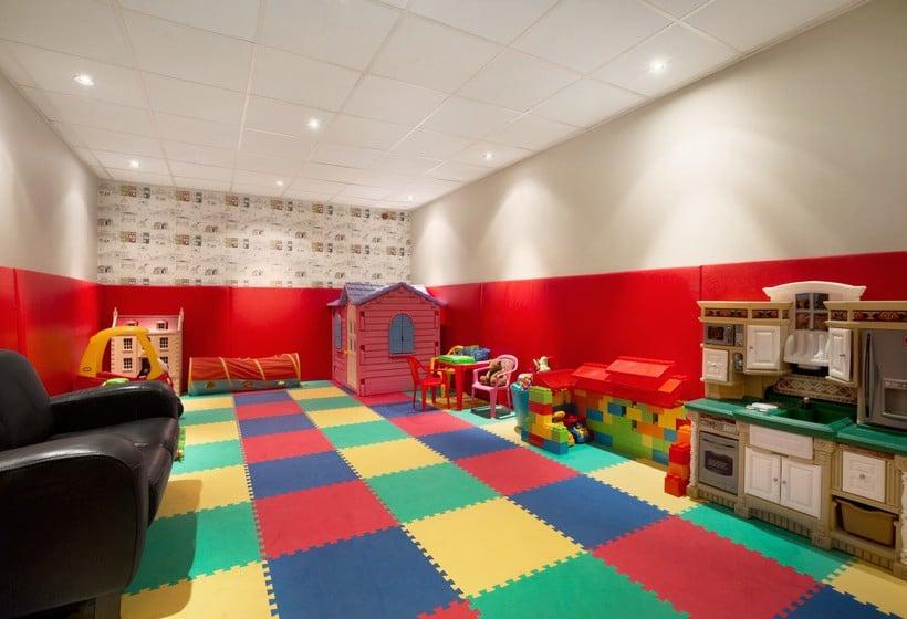 Kindereinrichtungen Hotel Crowne Plaza Belfast