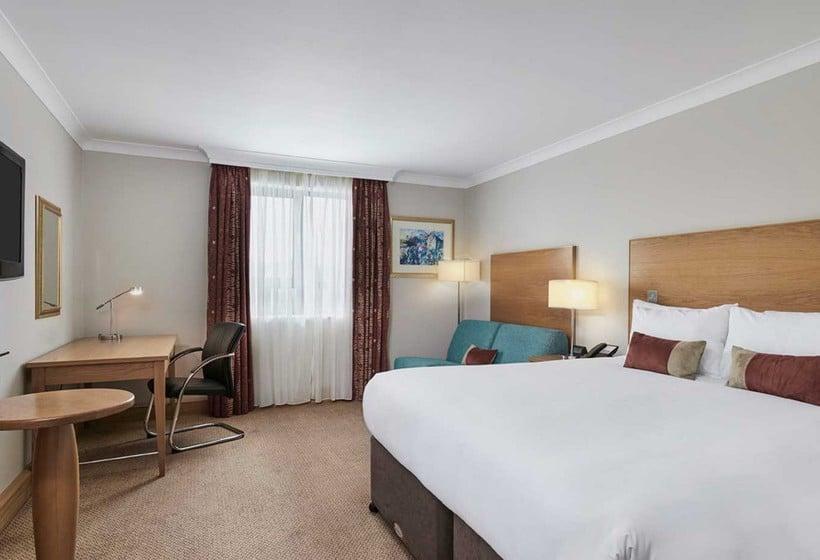 Zimmer Hotel Crowne Plaza Belfast