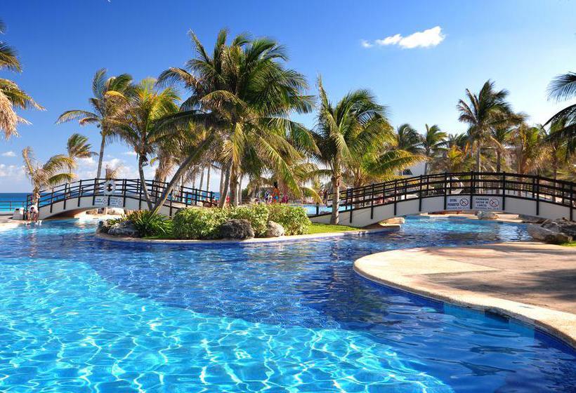 Hôtel Grand Oasis Cancún Cancun