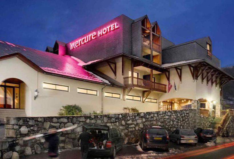 Hotel Mercure Sensoria Saint Lary