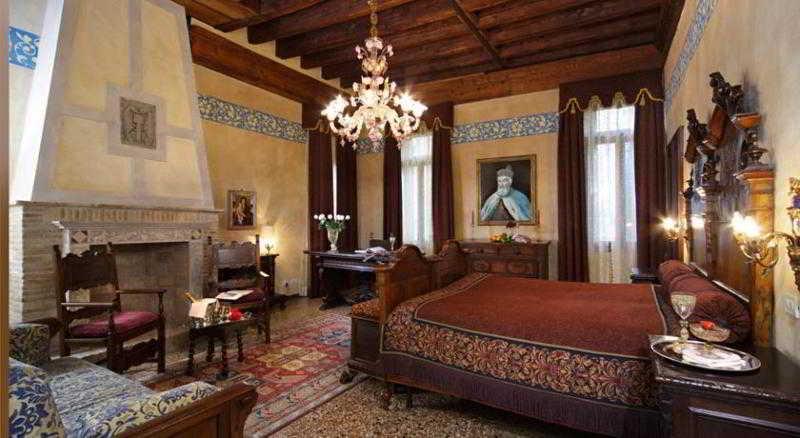 Hotel Palazzo Priuli Venedig