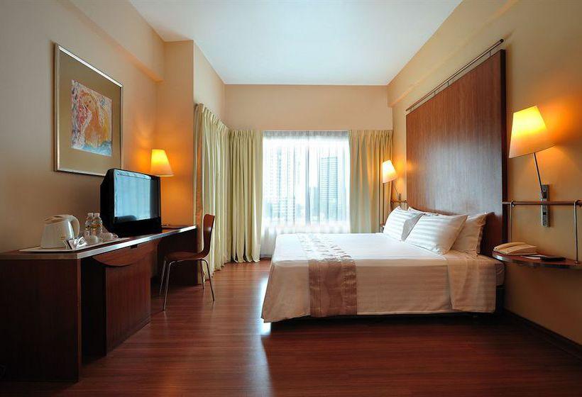 호텔 Alpha Genesis 쿠알라룸푸르