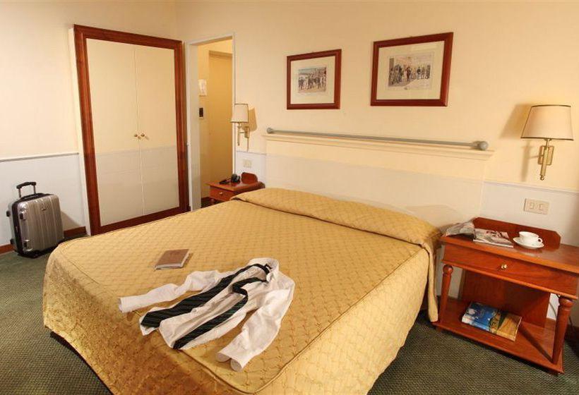 Room Hotel Delle Vittorie Rome