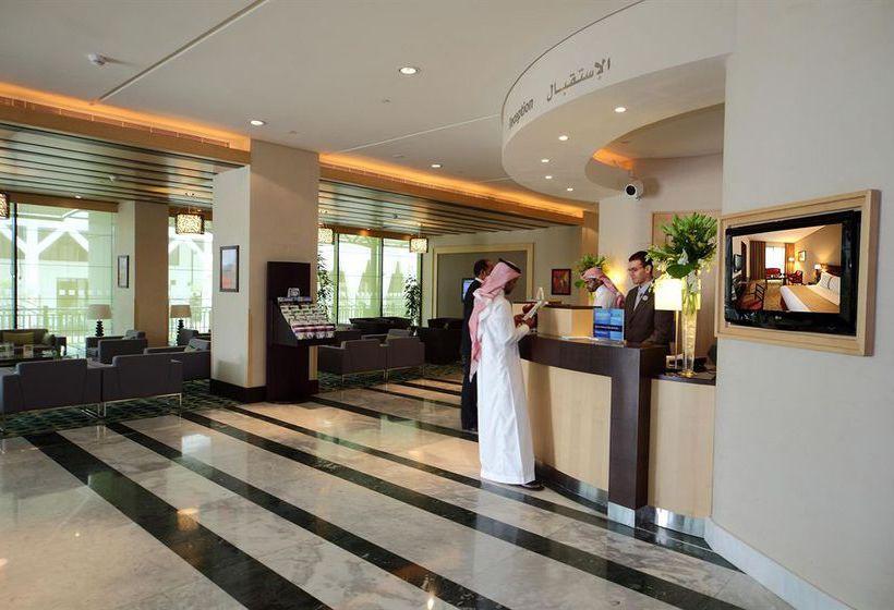 پذیرش هتل Holiday Inn Riyadh Olaya ریاض