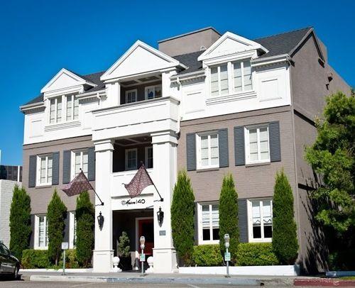 H tel maison 140 beverly hills partir de 84 destinia for Maison hotel beverly hills