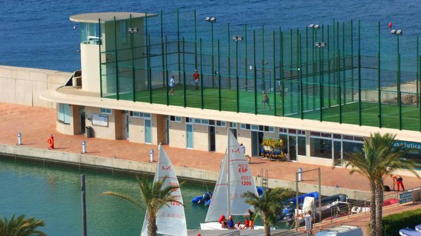 Instalaciones deportivas Hotel Puerto Juan Montiel Águilas
