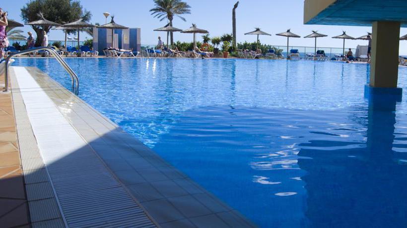 Piscina Hotel SBH Club Paraíso Playa Playa de Esquinzo