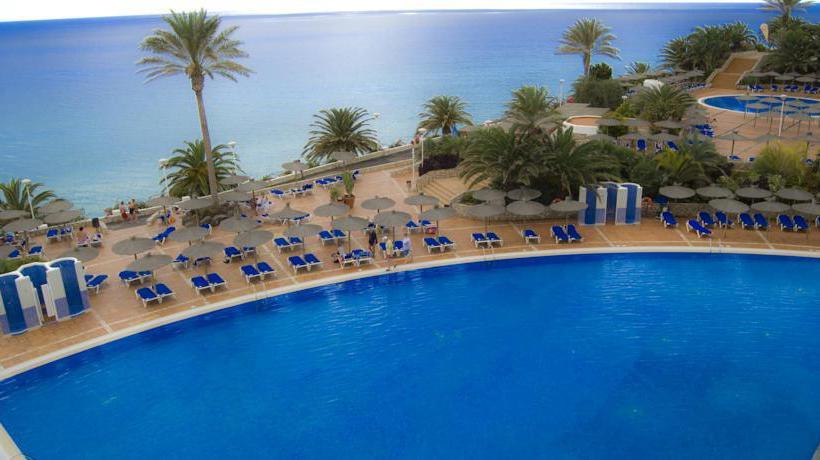 수영장 호텔 SBH Club Paraíso Playa Playa de Esquinzo
