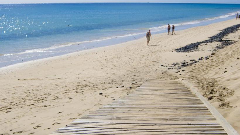 외관 호텔 SBH Club Paraíso Playa Playa de Esquinzo