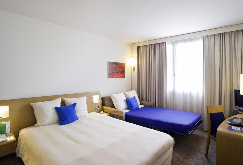 Hotel Novotel Barcelona Cornella Cornell Ef Bf Bd De Llobregat