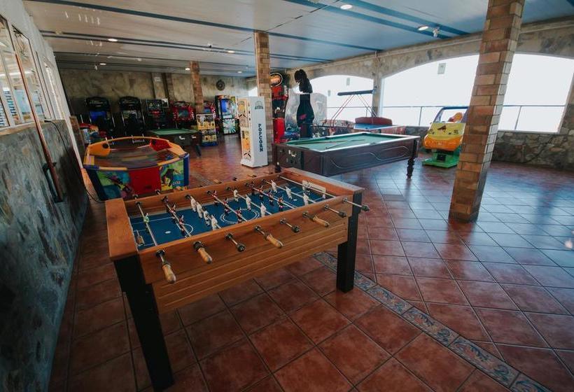 Gemeinschaftsbereiche Aparthotel Servatur Puerto Azul Playa de Amadores