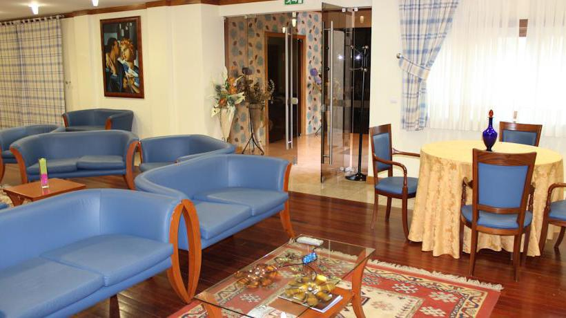 Espaces communs Hotel AJ Chaves