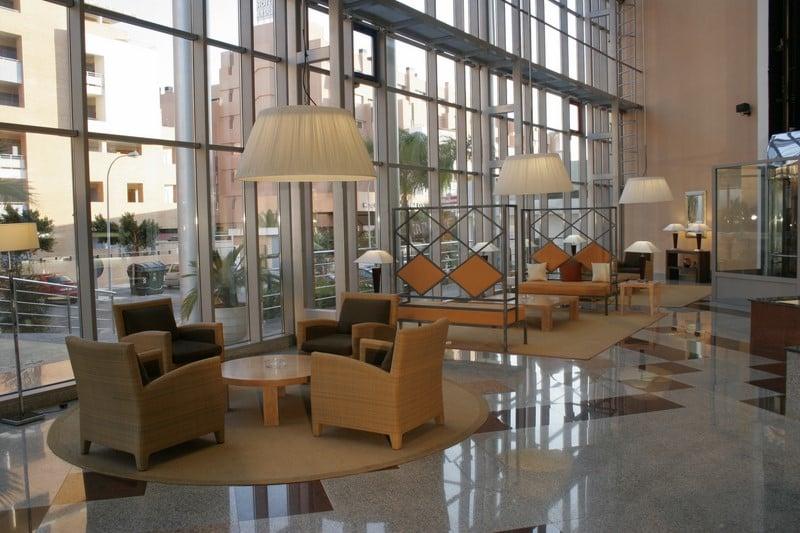 Gemeinschaftsbereiche Hotel Fenix Family Roquetas de Mar
