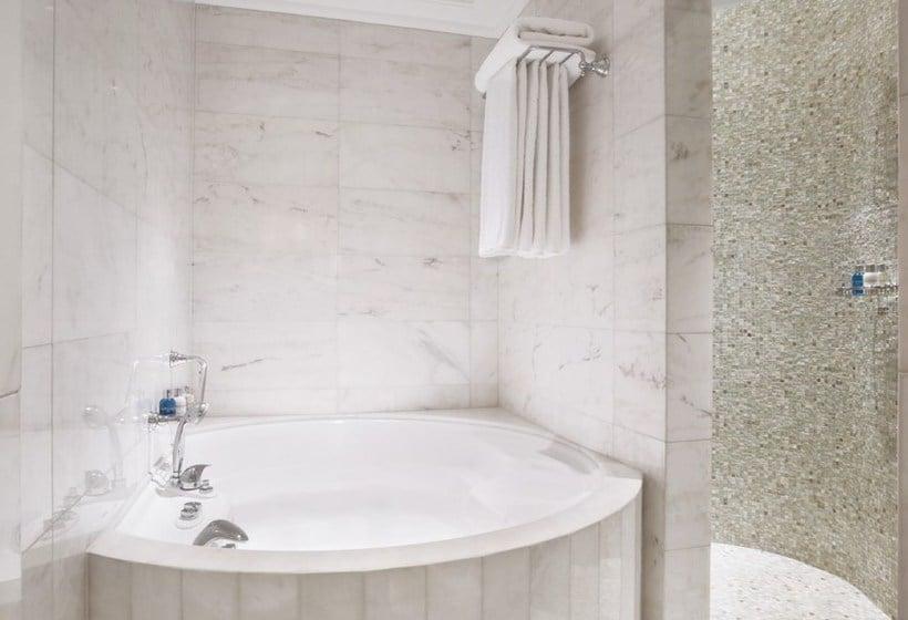 Salle de bain Hôtel King George Palace Athènes