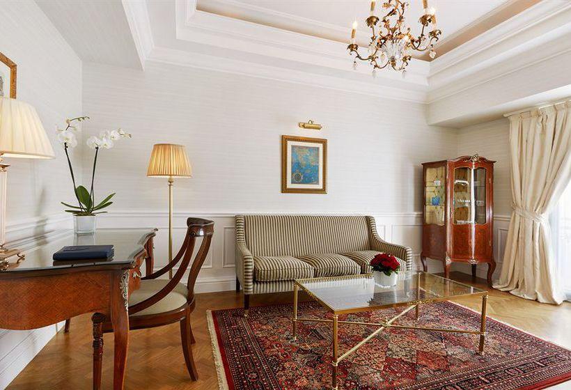 Hôtel King George Palace Athènes