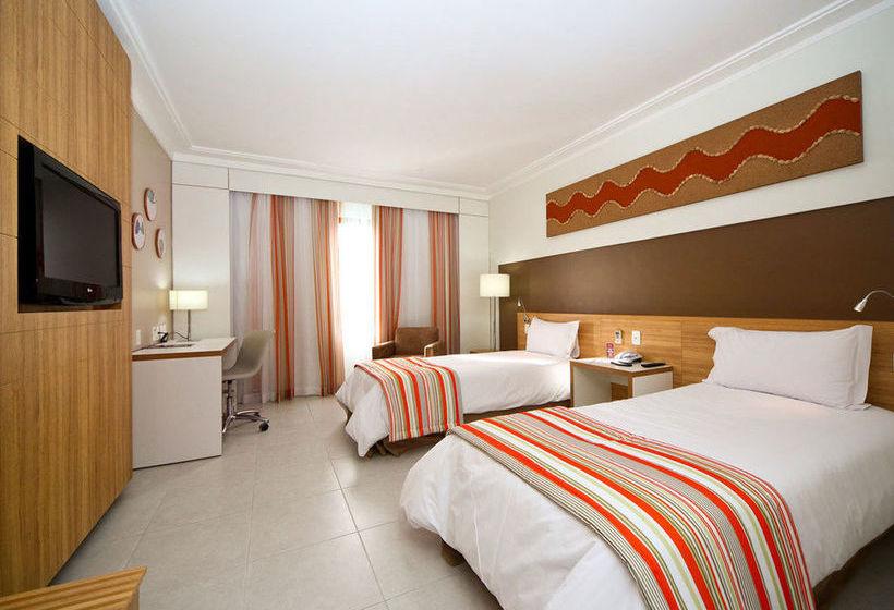 فندق Mercure Aracaju Del Mar أركاجو